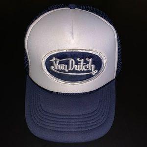 Vintage Von Dutch Trucker Hat